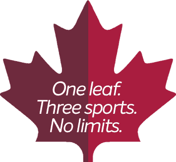 One leaf. Three sports. No limits.
